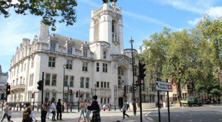 Το Ανώτατο Δικαστήριο του Λονδίνου απέρριψε αίτημα για ακύρωση της αναστολής λειτουργίας του Κοινοβουλίου