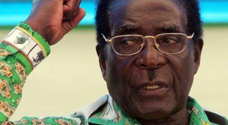 Ο Μουγκάμπε ανακηρύχθηκε εθνικός ήρωας