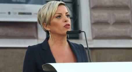 Επίσκεψη της Γ.Γ. Αντεγκληματικής Πολιτικής, στο Κατάστημα Κράτησης Θεσσαλονίκης
