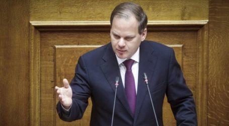 «Η κυβέρνηση ΣΥΡΙΖΑ δεν έκανε τίποτα για να προετοιμάσει μεγάλα έργα»