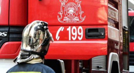 Πυρκαγιά σε βιοτεχνία στον Ασπρόπυργο