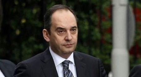Το περίπτερο του Οργανισμού Λιμένος στην 84η ΔΕΘ εγκαινίασε ο υπουργός Ναυτιλίας