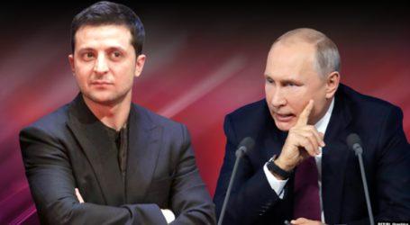 Οι πρόεδροι Πούτιν και Ζελένσκι αξιολόγησαν θετικά την ανταλλαγή κρατουμένων