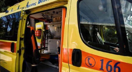 Τροχαίο ατύχημα με πέντε τραυματίες στην Κρήτη