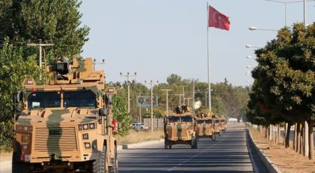 Τουρκικά στρατιωτικά οχήματα εισήλθαν στη Συρία
