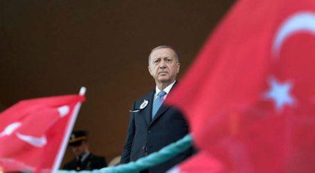 Ο Ερντογάν λέει ότι υπάρχουν διαφωνίες με τις ΗΠΑ όσον αφορά στη ζώνη ασφαλείας στη Συρία