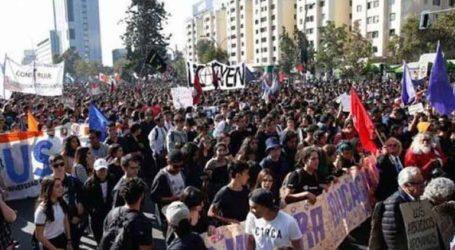 Μεγαλη διαδήλωση ενόψει της επετείου του στρατιωτικού πραξικοπήματος