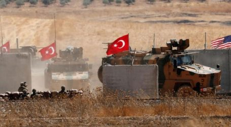 Koινή «περιπολία» Τουρκίας-ΗΠΑ στη Συρία
