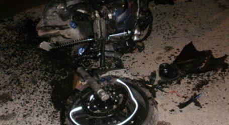 Τροχαίο με έναν νεκρό και δύο τραυματίες στην Κρήτη