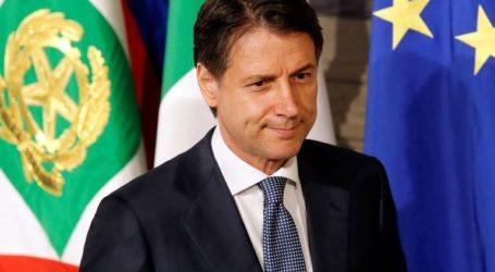 O πρωθυπουργός της Ιταλίας παρουσίασε τις προτεραιότητες της κυβέρνησής του