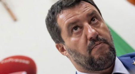 Ο Σαλβίνι υπόσχεται ότι θα ασκήσει «σοβαρή αντιπολίτευση»
