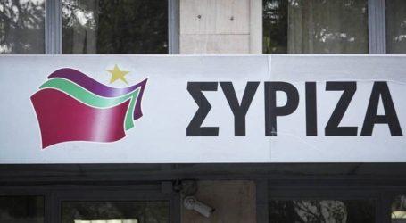 Συλλυπητήρια ΣΥΡΙΖΑ για τον θάνατο του Λαυρέντη Μαχαιρίτσα