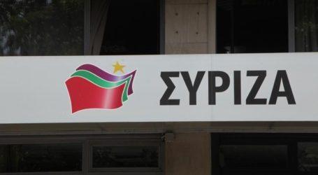 Συνάντηση ΣΥΡΙΖΑ με αντιπροσωπεία του ΚΚ της Κίνας