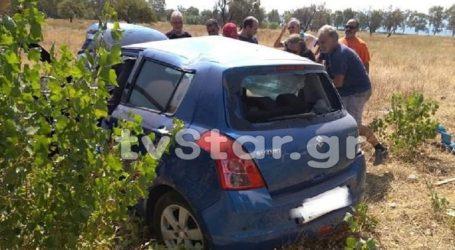 Τροχαίο δυστύχημα με θύμα 35χρονη στον δρόμο Χαλκίδας – Λέπουρων