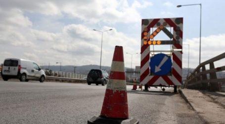 Κυκλοφοριακές ρυθμίσεις στην Αθηνών-Λαμίας λόγω εργασιών