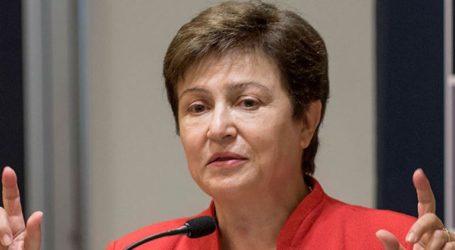 Στην τελική ευθεία για την ηγεσία του ΔΝΤ η Κρισταλίνα Γκεοργκίεβα