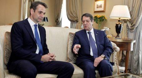 Πλήρης ταύτιση Αθήνας-Λευκωσίας για το Κυπριακό