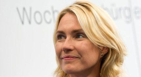 Η Μανουέλα Σβέσιχ, ανερχόμενο αστέρι του Σοσιαλδημοκρατικού Κόμματος