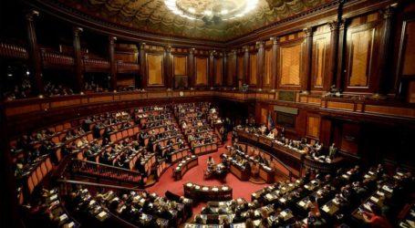 Το «ναι» και της Γερουσίας αναμένει η κυβέρνηση Κόντε
