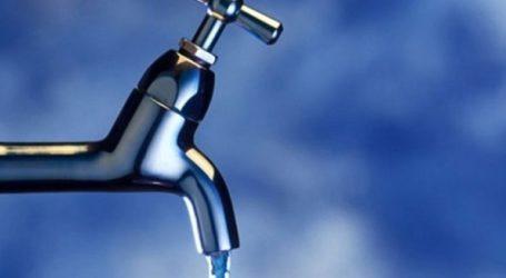 Χωρίς νερό για ώρες αύριο περιοχή της Καλαμαριάς