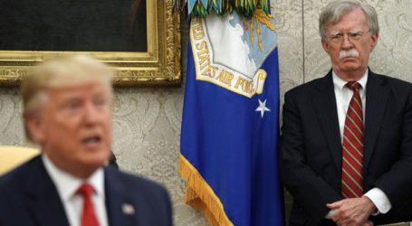 Αντιδράσεις για την αιφνίδια απόλυση του Τζον Μπόλτον από τον Τραμπ