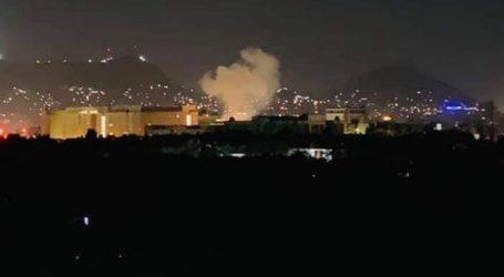 Επίθεση με ρουκέτα εναντίον του υπουργείου Άμυνας, κοντά στην πρεσβεία των ΗΠΑ