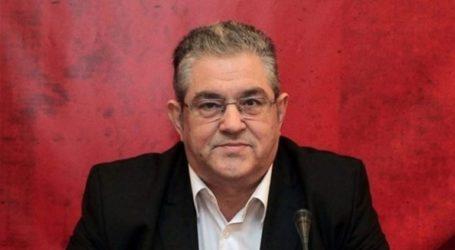 Συνάντηση Κουτσούμπα με την Πρέσβη της Κούβας