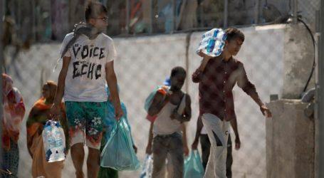 «Πάνω από 25.000 μετανάστες στα ελληνικά νησιά»