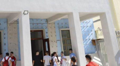 Πρώτο κουδούνι για τους μαθητές στο καινούργιο κτήριο του Καπετανάκειου