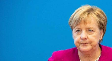 Ανήσυχη για τις παγκόσμιες εξελίξεις η Μέρκελ