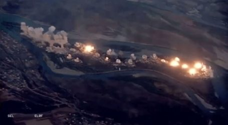 Αμερικανικά μαχητικά ισοπεδώνουν νησί του ISIS με 36 τόνους εκρηκτικά