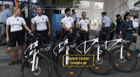 Αυτοί είναι οι ποδηλάτες-αστυνομικοί της Θεσσαλονίκης!