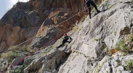Τραυματίστηκε Γερμανίδα τουρίστρια σε φαράγγι της Κρήτης