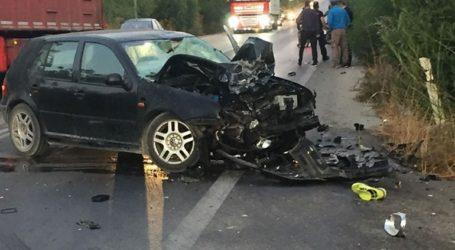 Νέο θανατηφόρο τροχαίο – Νεκρός ο οδηγός μηχανής