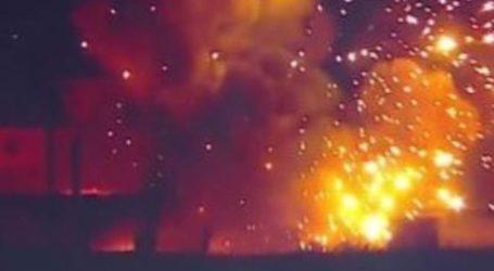Δύο τραυματίες από τις εκρήξεις σε στρατιωτική περιοχή στα κατεχόμενα