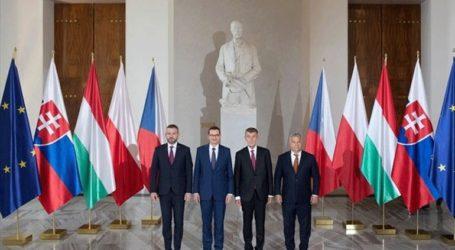 Σύνοδος των ηγετών της Ομάδας του Βίσεγκραντ με φόντο το αίτημα να ανακληθεί η αναγνώριση του Κοσόβου