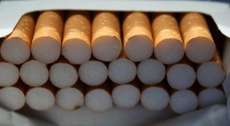 Κατάσχεση 18 εκατ. πακέτων λαθραίων τσιγάρων