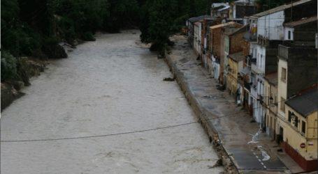 Καταρρακτώδεις βροχοπτώσεις στην Ισπανία – Δύο νεκροί