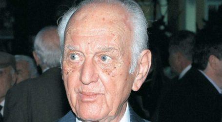 Παραχώρηση τάφου τιμής ένεκεν για τον Αντώνη Λιβάνη στο Α΄ Νεκροταφείο