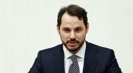 Η τουρκική οικονομία θα καταγράψει θετικό ετήσιο ρυθμό αύξησης, εκτιμά ο ΥΠΟΙΚ Μπ. Αλμπαϊράκ