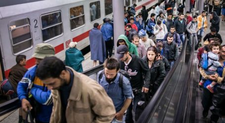 Η Ρώμη υποδέχθηκε σχεδόν 100 πρόσφυγες που απομακρύνθηκαν από τη Λιβύη