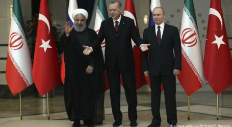 Συνάντηση Πούτιν- Ερντογάν – Ροχανί στις 16 Σεπτεμβρίου