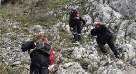 Ανασύρθηκε η σορός του 26χρονου Βρετανού ορειβάτη