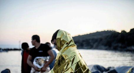 Διάσωση 51 μεταναστών και προσφύγων στη Λέσβο