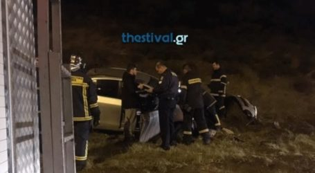 Νεκρός άνδρας που παρασύρθηκε από Ι.Χ. στον Περιφερειακό της Θεσσαλονίκης