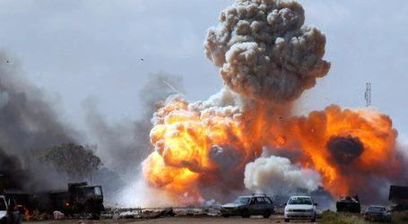 Τρία στελέχη των δυνάμεων του Χάφταρ σκοτώθηκαν σε αεροπορικό βομβαρδισμό