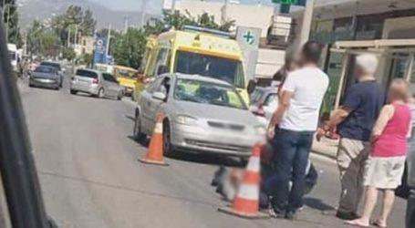 Αυτοκίνητο παρέσυρε και τραυμάτισε ηλικιωμένο στα Σπάτα