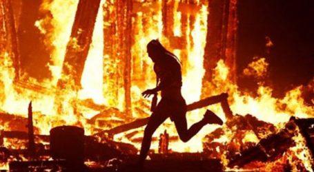 Παραδόθηκε ο βασικός ύποπτος για τις φωτιές στο Τσιφούτ Καστέλι