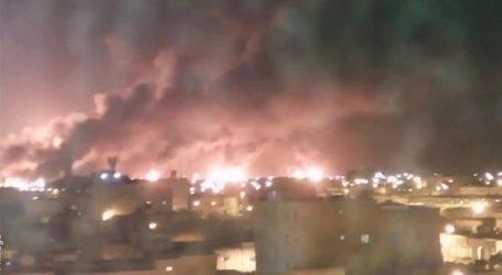 Οι Χούτι «χτύπησαν» τα εργοστάσια της Aramco