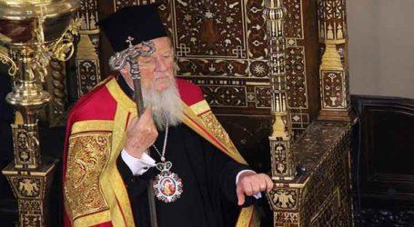 Ο εορτασμός της Υψώσεως του Τιμίου Σταυρού στο Οικουμενικό Πατριαρχείο